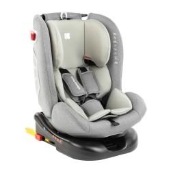 Стол за кола 0-1-2-3 (0-36 кг) Cruz ISOFIX Light Grey