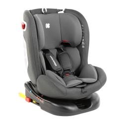 Стол за кола 0-1-2-3 (0-36 кг) Cruz ISOFIX Black