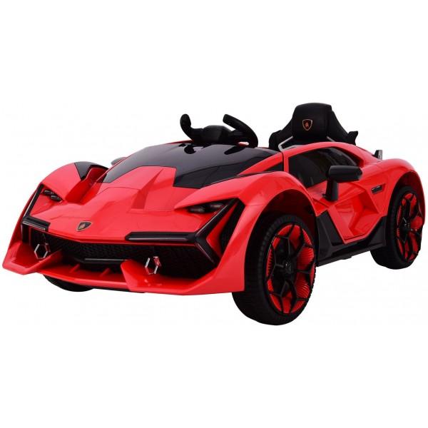 Kikkaboo Акумулаторна кола Scorpion Red