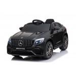 Kikkaboo Акумулаторна кола с лиценз Mercedes AMG GLC Coupe Black