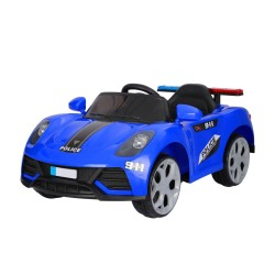 Kikkaboo Акумулаторна кола Security Blue