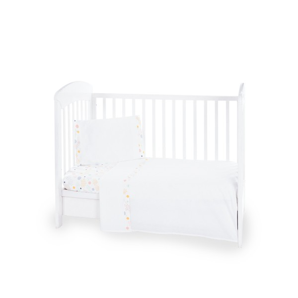 Бебешки спален комплект 3 части EU Style 60/120 New Friends