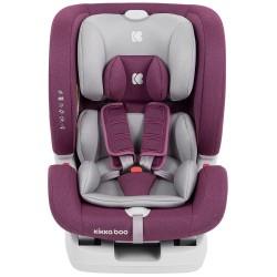 Стол за кола 0-1-2-3 (0-36 кг) 4in1 ISOFIX Raspberry 2020