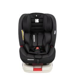 Стол за кола 0-1-2-3 (0-36 кг) 4 Strong ISOFIX Grey 2020