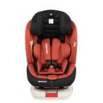 Стол за кола 0-1-2-3 (0-36 кг) 4 Strong ISOFIX Orange 2020