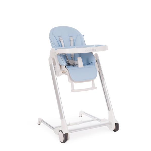 Kikkaboo Стол за хранене Maple Blue