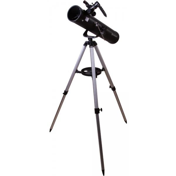 Bresser Venus 76/700 Telescope with smartphone adapter
