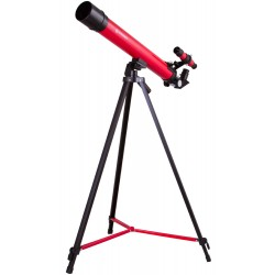 Bresser Junior Space Explorer 45/600 AZ Telescope, red