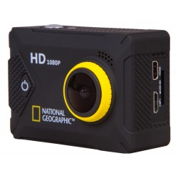 Bresser National Geographic Full-HD Action WP Camera. 140°