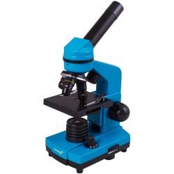 Микроскоп Levenhuk Rainbow 2L Azure (Лазур)
