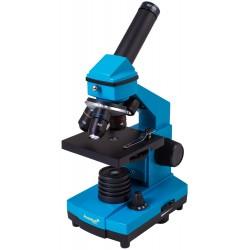 Микроскоп Levenhuk Rainbow 2L PLUS Azure  (Лазур)