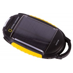 Зарядно устройство на слънчеви батерии Bresser National Geographic 4 в 1