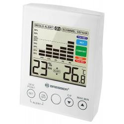 Bresser Mould Alert Hygrometer, white