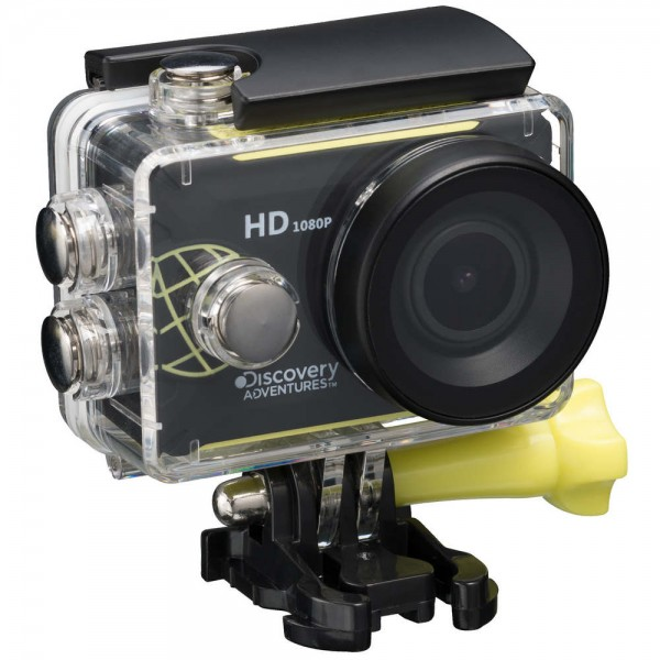 Bresser Discovery Adventures Scout Full HD 140° Action Camera