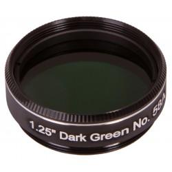 """Тъмнозелен филтър Explore Scientific N58A 1,25"""""""