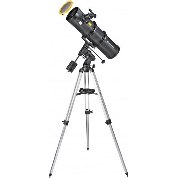 Телескоп Bresser Pollux 150/750 EQ3 със слънчев филтър
