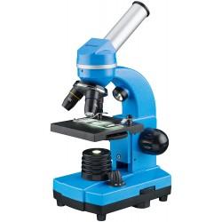 Микроскоп Bresser Junior Biolux SEL 40–1600x, син