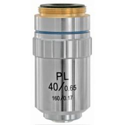 План-ахроматичен обектив Bresser DIN-PL 40x