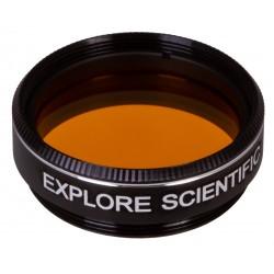 """Тъмножълт филтър Explore Scientific N15 1,25"""""""