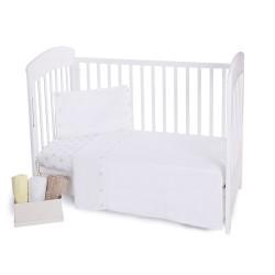 Бебешки спален комплект 3 части EU style 60/120 Fantasia