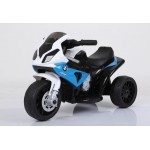 Kikkaboo Акумулаторен мотор лиценз BMW S1000RR Blue