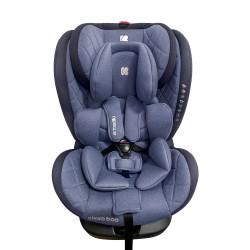 Стол за кола 0-1-2-3 (0-36 кг) Armadillo ISOFIX Blue