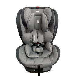 Стол за кола 0-1-2-3 (0-36 кг) Armadillo ISOFIX Grey