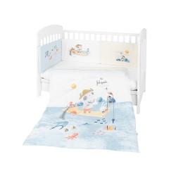 Бебешки спален комплект 2 части EU style 70/140 The Fish Panda