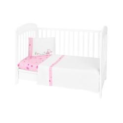 Бебешки спален комплект 3 части EU Style 70/140 My Home
