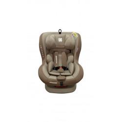 Стол за кола 0-1-2 (0-25 кг) Twister ISOFIX Beige 2020