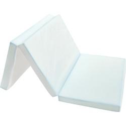 Сгъваем матрак 60/120/5 cm полиестер Blue