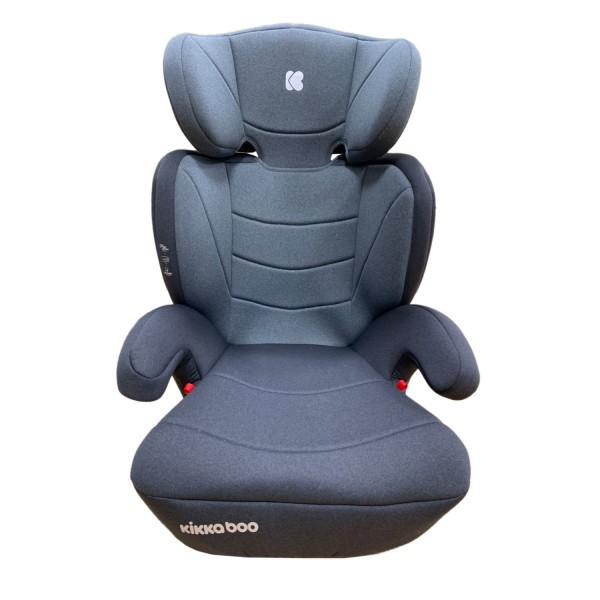 Kikkaboo Стол за кола 2-3 (15-36 кг) Amaro ISOFIX Dark Grey