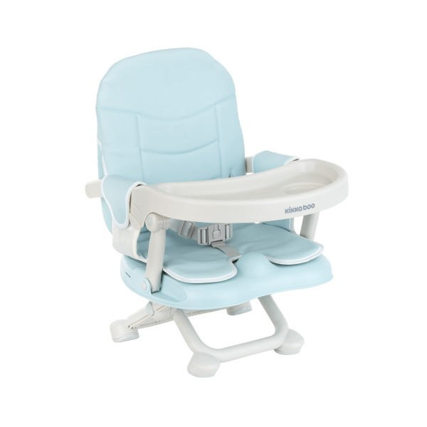 Kikkaboo Стол за хранене повдигащ Pappo Blue