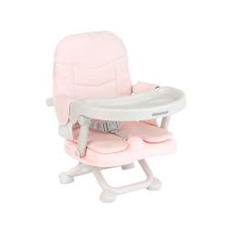 Kikkaboo Стол за хранене повдигащ Pappo Pink