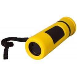 Bresser Topas 10x25 Yellow Monocular