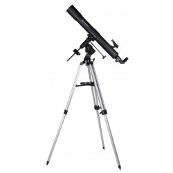 Bresser Quasar 80/900 EQ Telescope, with smartphone adapter