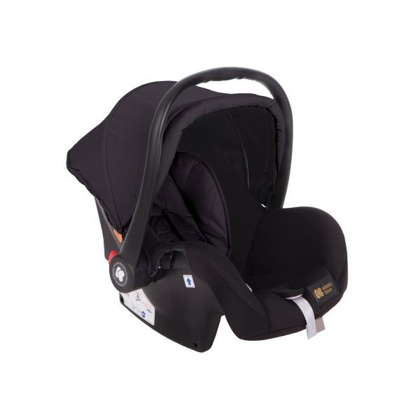 Kikkaboo Стол за кола 0+ (0-13 кг) Amaia All Black