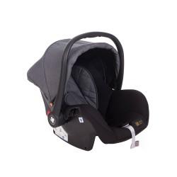 Стол за кола 0+ (0-13 кг) Amaia Black (Dark Grey)