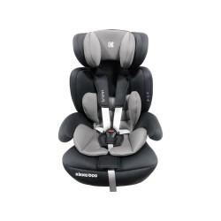 Стол за кола 1-2-3 (9-36кг) Bronn ISOFIX Grey