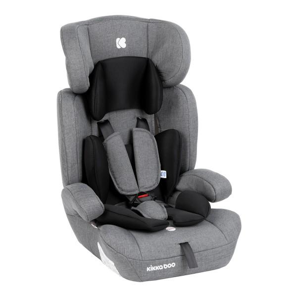 Стол за кола 1-2-3 (9-36 кг) Zimpla Dark Grey