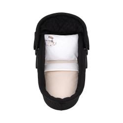 Бебешки спален комплект за количка 6 части Dreamy Flight
