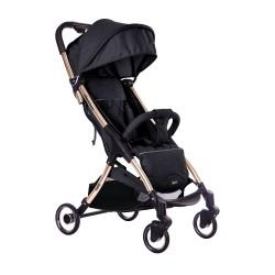 Kikkaboo Бебешка лятна количка Cloe Black 2020