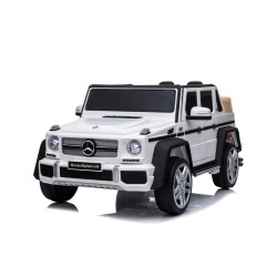 Kikkaboo Акумулаторна кола Licensed Mercedes Maybach G650 White