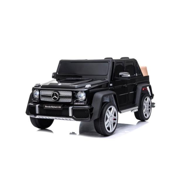 Kikkaboo Акумулаторна кола Licensed Mercedes Maybach G650 Black