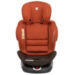 Kikkaboo Стол за кола 0-1-2-3 (0-36 кг) Felix ISOFIX Orange