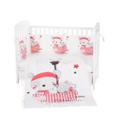 Бебешки спален комплект 2 части EU style 70/140Pirates
