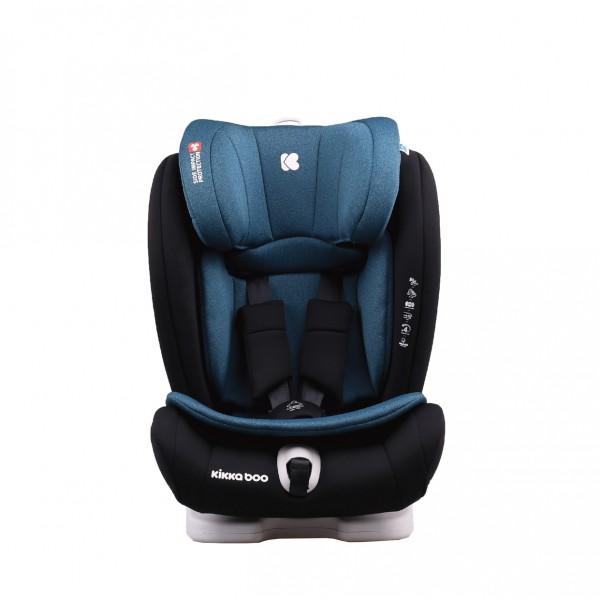 Стол за кола 1-2-3 (9-36кг) Viaggio ISOFIX Green 2020