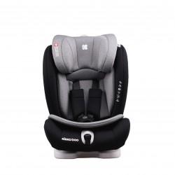 Стол за кола 1-2-3 (9-36кг) Viaggio ISOFIX Light Grey 2020