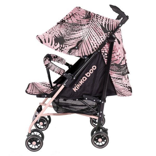 Kikkaboo Бебешка лятна количка Guarana Pink 2020