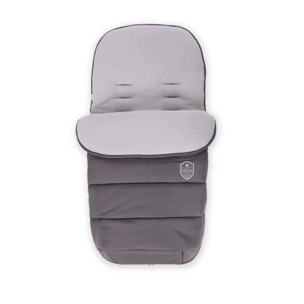 Kikkaboo Чувалче за количка Embroidered Dark Grey